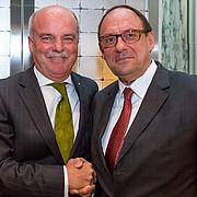 Herr Grünewald und Herr Schlegel